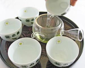 手摘み茶のおいしい淹れ方3