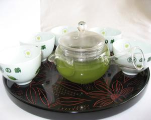 手摘み茶のおいしい淹れ方4